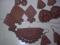 TERRACOTTA JEWELLERY MAKING CLASSES USING HOME FIRING METHOD