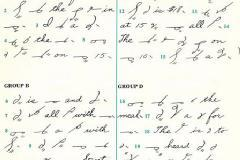 Vocational / Shorthand / Stenography