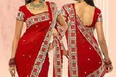 30 variets of saree draping