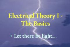 BASICS OF CIRCUIT THEORY