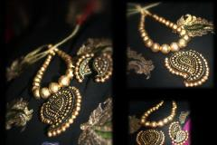 Terracotta Jewellery making Classes on weekends @ Villivakkam (Chennai)