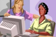 Basic computer skills for housewives