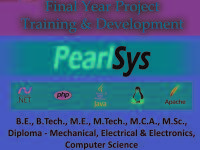 Real time Software training with Project work