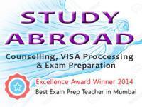 Study abroad exam prep & visa (by UK University Tutor)