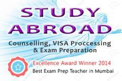 Study abroad exam prep & visa (by UK University Tutor)