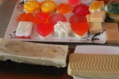 Hand made Natural Organic Soap Making workshop