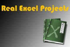 Real Excel VBA Projects Workshop