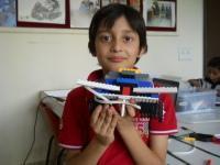Summer Camp in Robotics for kids