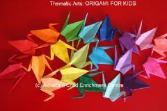 Summer Camp for kids : Origami, Quilling, Kirigami, Paper Craft,