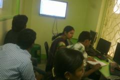 Job Training Course on Web Designing at IBAS Academy