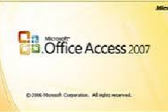 MS-Access Training
