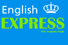English Express - Fluent English in 30 days.