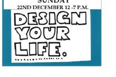 DESIGN YOUR LIFE ~ 1 DAY Intensive Life Coaching & Goal Setting Workshop.