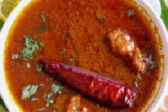 Cooking North Indian non vegetarian Gravies