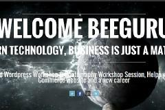 2 Hours Online Class on Own E-Commerce and commercial Website with Wordpress