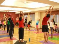 Kids yoga camp