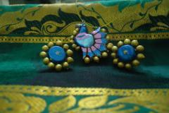 Learn Terracotta Jewellery Making - Master an art in a day, Kindle your creativity and we will help you to create beautiful designs, Working women aiming for extra income are most welcome