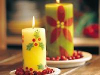 Designer Candle making classes