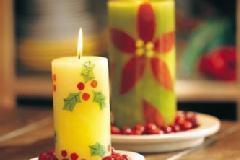 Designer Candle making classes