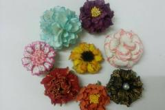 Learn Die Cutting Paper Flowers | Workshop in Mulund