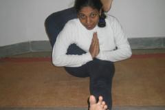 Yoga for ladies in jp nagar