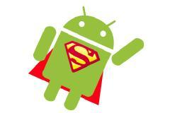Be An Android Superhero!