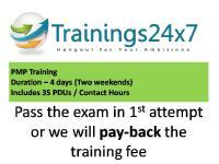 PMP Certification Training in Delhi