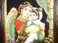 Tanjore Painting class