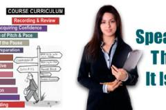 Job oriented Voice n Accent Training
