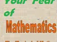 Overcome your fear of 'Mathematics'