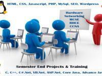 Website Development Training