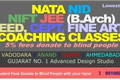 MANISHA DESIGN OFFERS NATA & JEE B.Arch Coaching