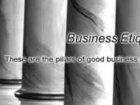 Business Etiquette: Gaining That Extra Edge