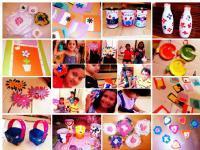 Amazing Summer craft for Children