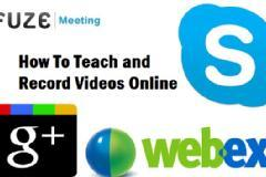 How to Teach Online , Create videos and Market your courses across the Globe