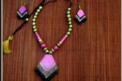 Teracotta Jewellery Making