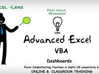 Advanced Excel Training : Excel- Lens