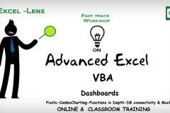 Advanced Excel Training : Excel- Lens