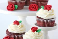 Exotic Cup Cakes (Egg Less)