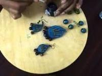 Terracotta Jewellery making Online tutorial
