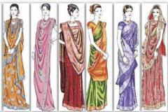 Mayuri Saree Draping Classes
