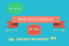 Learn to Start building your own websites in 2days