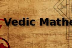 Calculate Faster using Vedic Maths