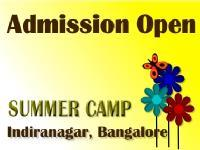 Summer Camp- Indiranagar- Bangalore