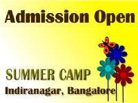 Summer Camp- Indiranagar- Bangalore