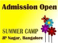 Summer Camp- J P Nagar 8th Phase- Bangalore