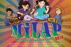 """Milap"" a musical Summer camp by Sangeet Sadhana"