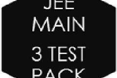 JEE MAIN practice test series; 3 TEST PACK