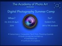 Digital Photography Summer Camp