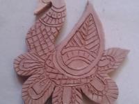 Terracotta jewellery making classes at chennai adambakkam